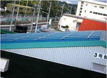 3号棟太陽光設置パネル(2)