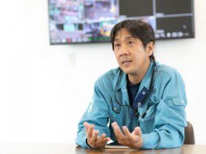 西多摩支店 管理課長 田中 直樹